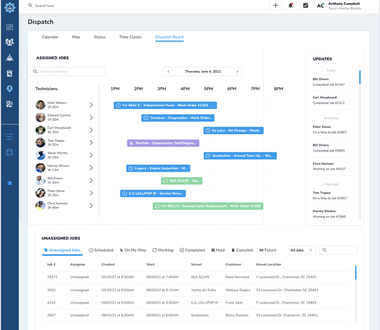 DockWorks-Dispatch-Scheduling-Software